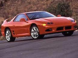 1991-99 Mitsubishi 3000GTSTEALTH