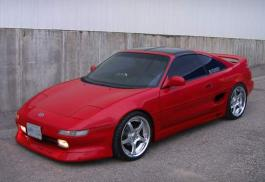 1991-1994 Toyota MR2