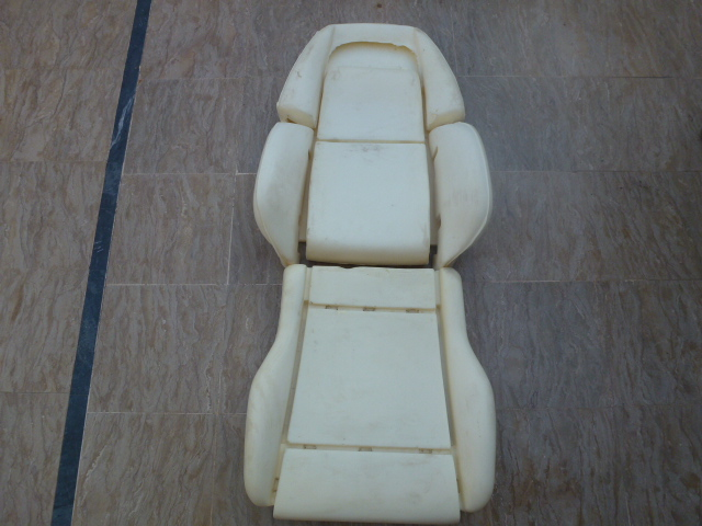 1990 99 NISSAN 300ZX Z32 REPLACEMENT SEAT FOAM