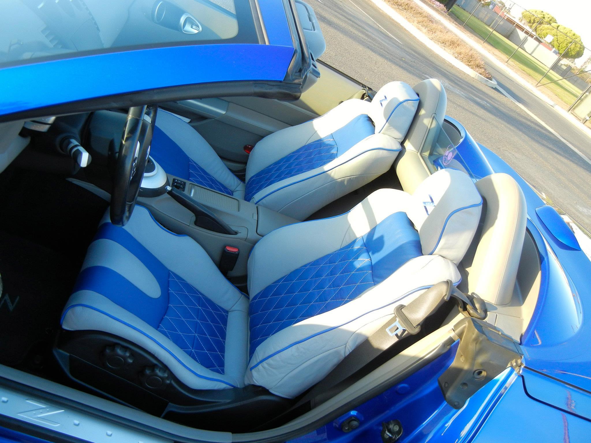 Nissan 350z Black 02-08 NISSAN 350Z GENU...