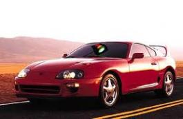 1993.5-1998 Toyota Supra MKIV