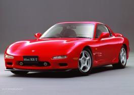 1993-1999 Mazda RX-7 FD