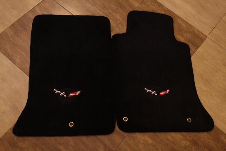 1997 2004 C5 Corvette Floor Mats Black Interior Innovation