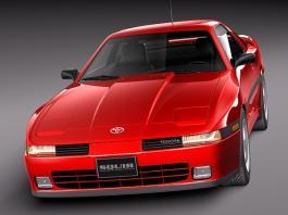1986.5-1992 Toyota Supra MKIII